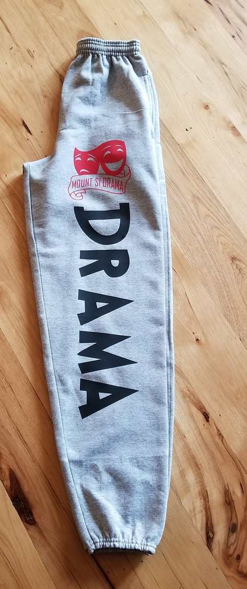 Mount Si Drama Sweatpants 2017