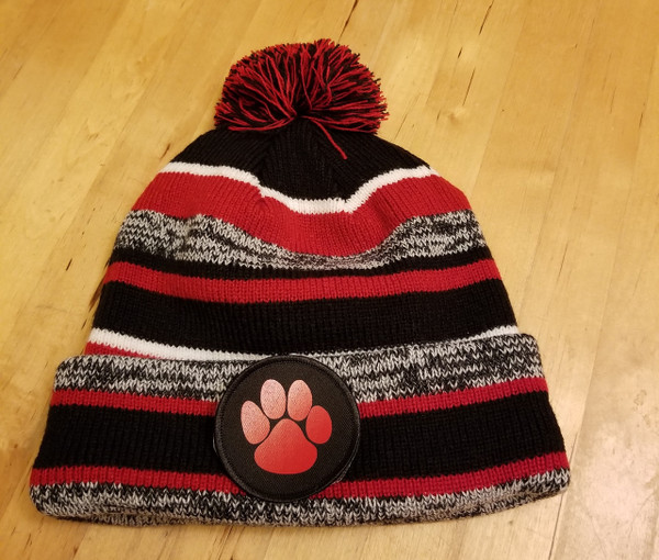 Sideline Beanie with patch