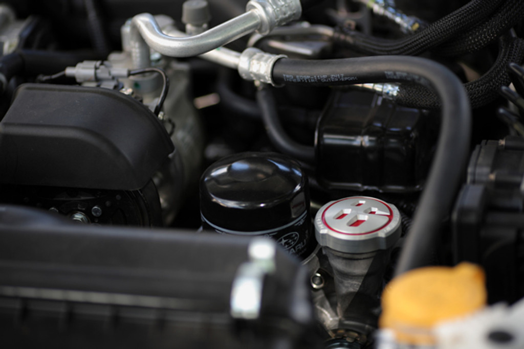 Grimmspeed BRZ FR-S Performance Oil Cap