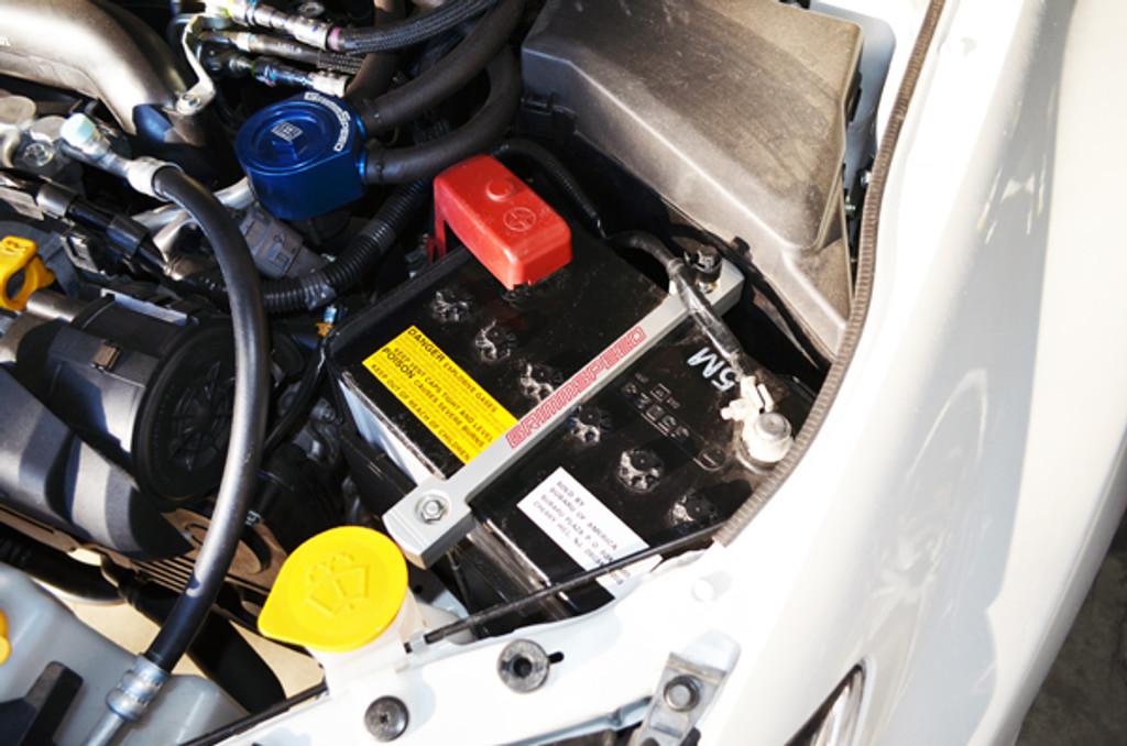 GrimmSpeed Subaru / Scion Battery Tie Down