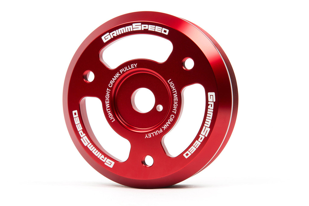 Lightweight Crank Pulley - BRZ/FRS, 2015+ WRX