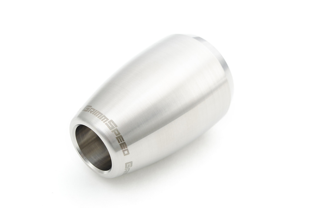 Shift Knob Stainless Steel - Subaru