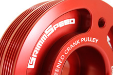 GrimmSpeed Subaru Lightweight Crank Pulley