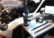 GrimmSpeed BRZ/FR-S Master Cylinder Brace - Research and Development
