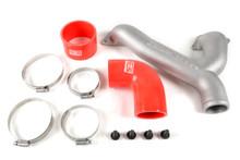 Top Mount Intercooler Aluminum Y-Pipe Kit - Subaru