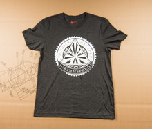 GrimmSpeed Torch and Caliper Society T-Shirt - Gray