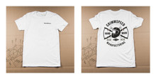 "GrimmSpeed MFG ""Hand-Made"" T-Shirt Fitted - White"