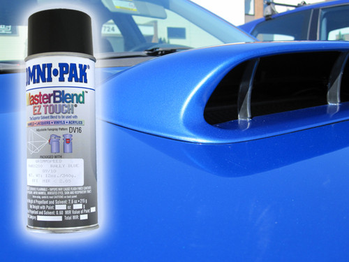 "GrimmSpeed™ ""Rally Blue"" Paint"