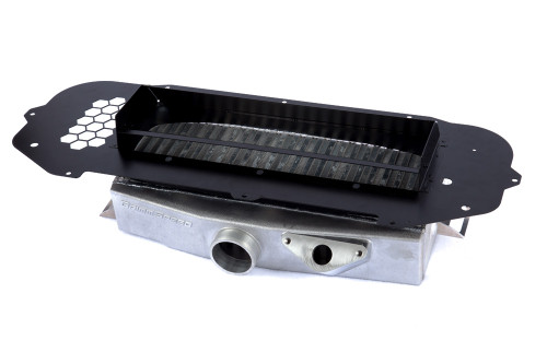 Top Mount Intercooler Splitter - Subaru 02-07 WRX/STI