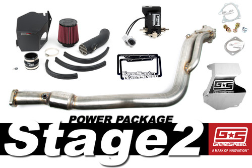 GrimmSpeed Stage 2 Power Package - 08-14 Subaru WRX