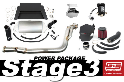 GrimmSpeed Stage 3 Power Package - 05-09 Subaru Legacy GT