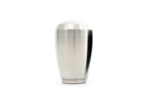 Shift Knob Stainless Steel - Subaru