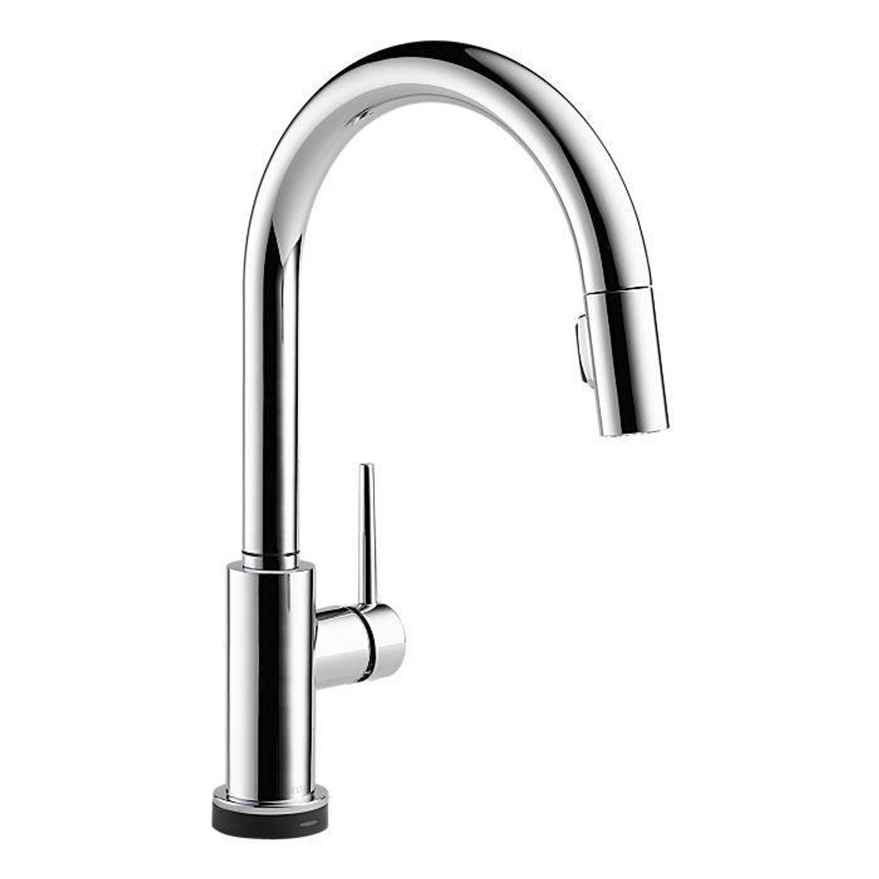 DELTA 9159T DST TRINSIC TOUCH KITCHEN FAUCET WITH PULLDOWN SPRAY   CHROME