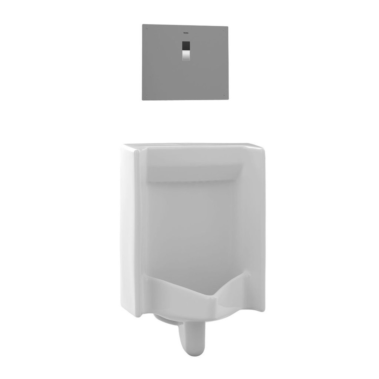 TOTO UT445UV Commercial Washout Ultra High Efficiency Urinal Back ...