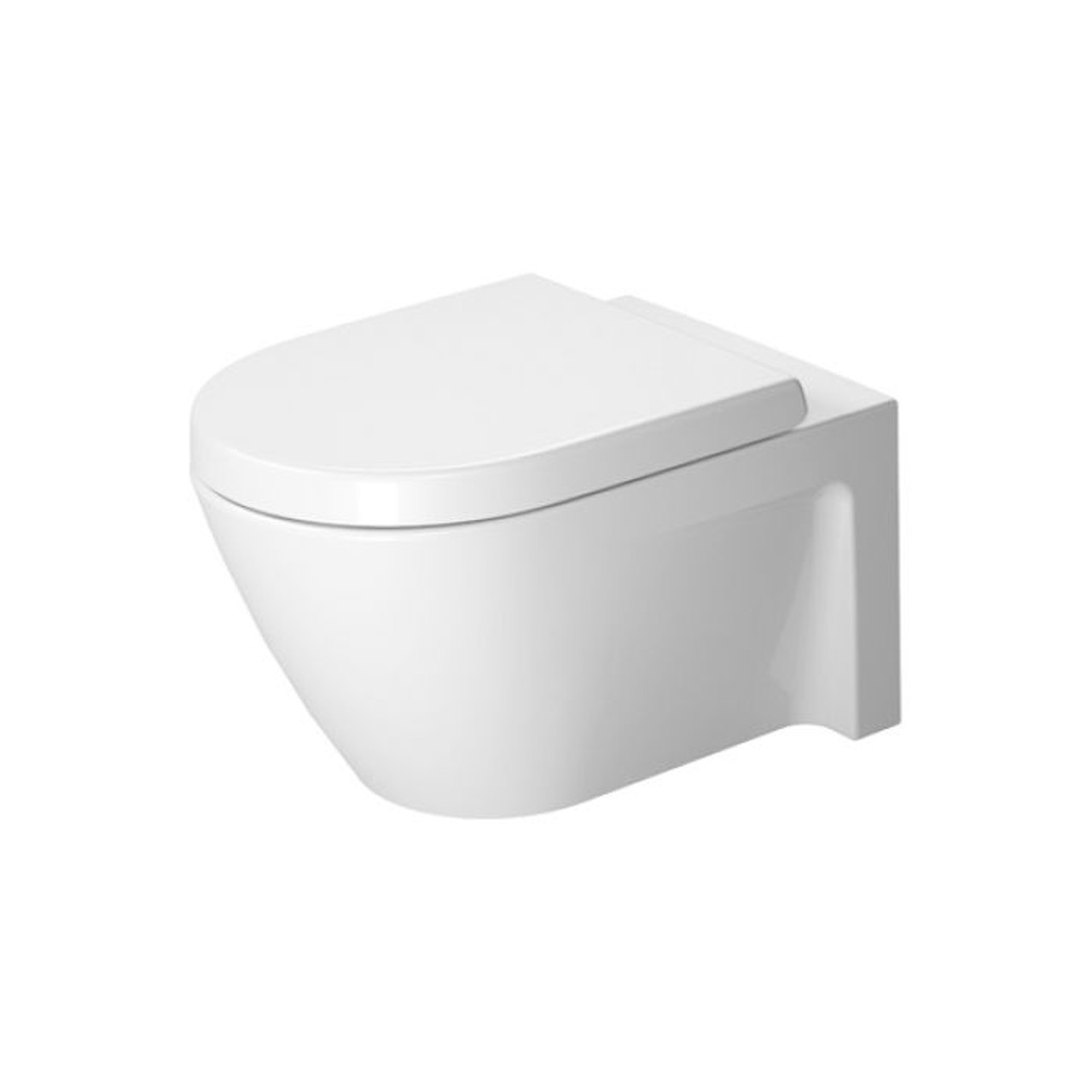 Duravit 253409 Starck 2 Wall Mounted Toilet - York Taps