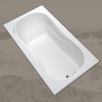 Mirolin Newport 60 x 32 Drop-in Tub