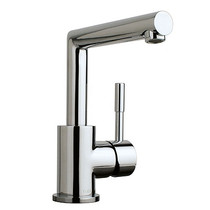Rubi Billie Single-handle washbasin faucet with drain