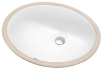 Alberta Under Mount Bathroom Sink 17 1/2 x 13 3/4""