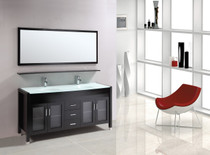 "Marbaya 60"" Bathroom Vanity"