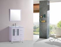 """Luxe 30"""" Bathroom Vanity White"""