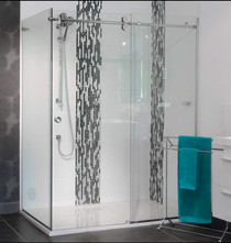 Sherlic OLO 72 SHOWER Doors Frameless
