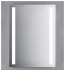 "Accent Trilia Illuminated LED Anti Fog Mirror 35.5"" x 27.5"""