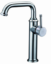 Royal Vintage Tall Side Handle Single Hole Bathroom Faucet