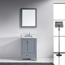 "Armada 24"" Bathroom Vanity Ice Grey"