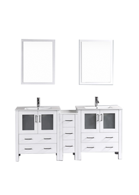 "Brantford 74"" Bathroom Vanity"
