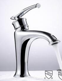 Royal Dawson Single Handle Faucet Chrome
