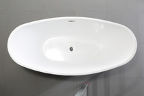 "Nevada Freestanding Bath Tub 67"""