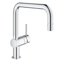 Grohe Minta Single-Handle Kitchen Faucet Chrome