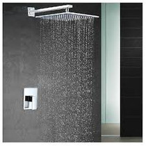 Royal Single Option Rain Shower Pressure balanced Chrome