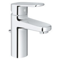 Grohe Europlus Single-Handle Bathroom Faucet S-Size Chrome Finish