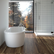 Neptune Berlin Freestanding Bathtub 66 ""