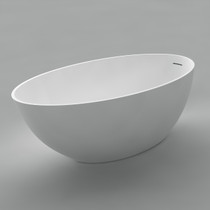 "Acritec Aida 63"" Freestanding Bathtub"