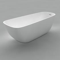 "Acritec Delfina 67"" Freestanding Bathtub"