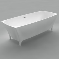 "Acritec Juliet 66"" Freestanding Bathtub"