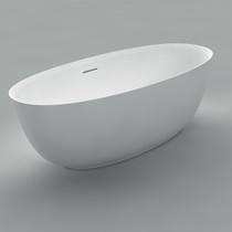 "Acritec Poeta 66"" Freestanding Bathtub"