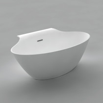 "Acritec Gauguin 68"" Freestanding Bathtub"
