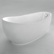 "Acritec Dali 71"" Freestanding Bathtub"