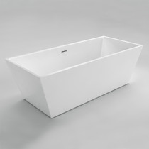"Acritec Tours 67"" Freestanding Bathtub"