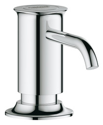 Grohe Authentic Soap/Lotion Dispenser Chrome Finish
