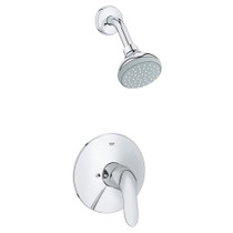 Grohe Agira Single Option Shower Chrome Complete with valve