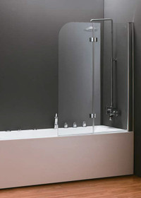 "Sherlic Shower Door Parisienne 34"" FLOOR MODEL"