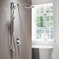 Kalia Aquatonik Roundone Thermostatic Shower System