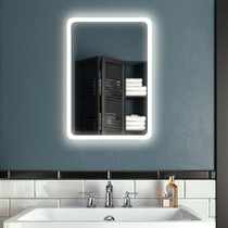 "Kalia Profila Illuminated LED Mirror 18"" x 26"""