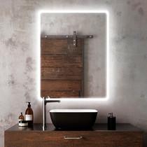 "Kalia Profila Illuminated LED Mirror 30"" x 38"""