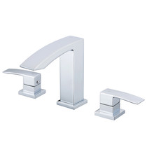 """Royal 8"""" Widespread Lavatory Faucet Chrome Finish"""