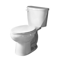 American Standard Evolution™ 2 FloWise Elongated Toilet with Aquaguard Liner 2753128